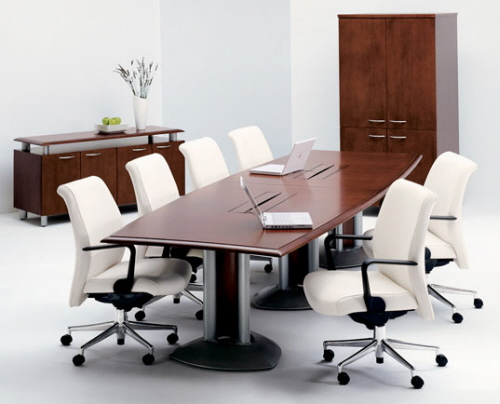 Charmingly Elegant Conference Table ~ HOME IDEAS