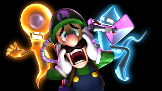 Luigi's Mansion PS3 Wallpaper