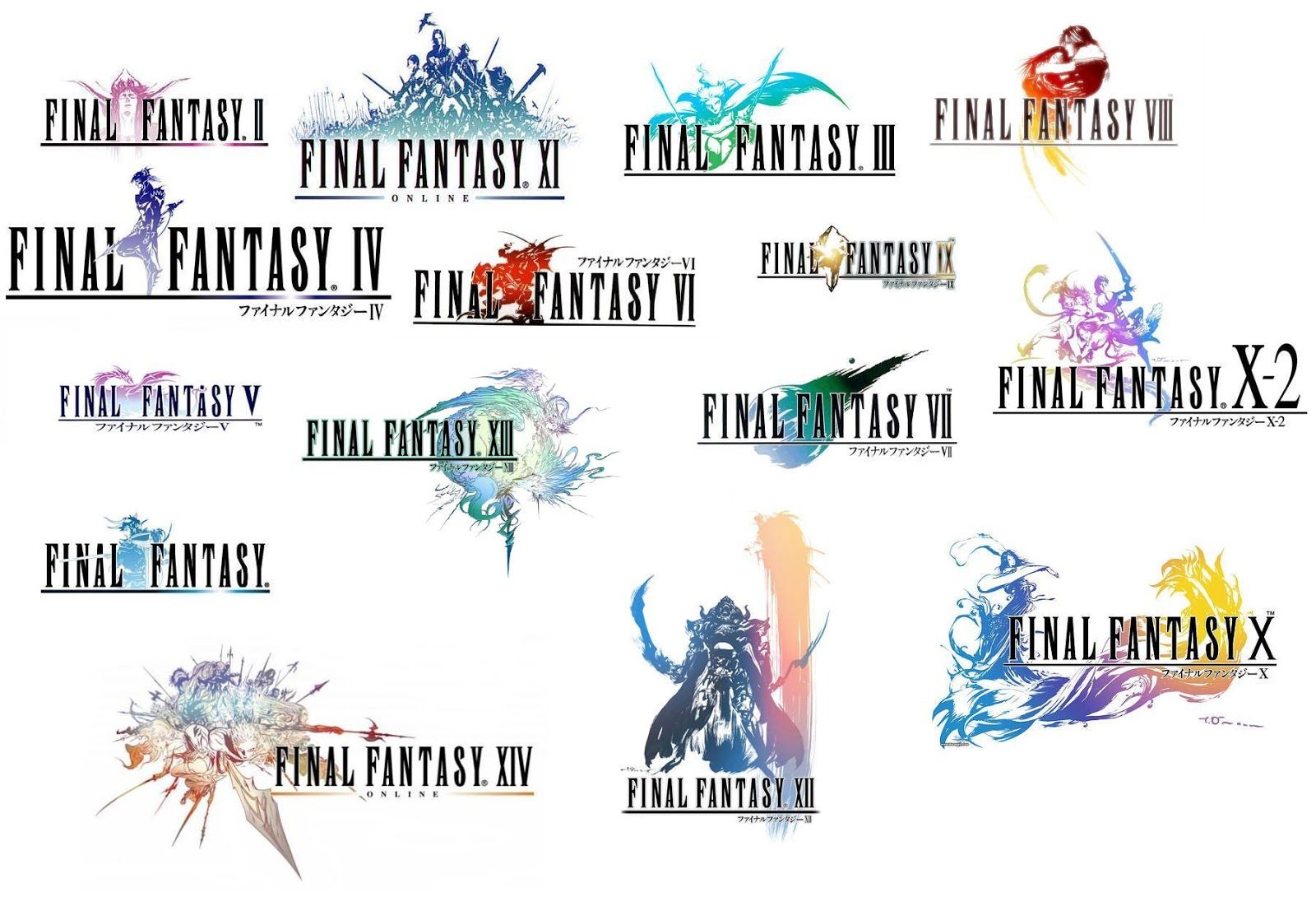 GAMING ROCKS ON: Just When Did The Final Fantasy Series Go South?