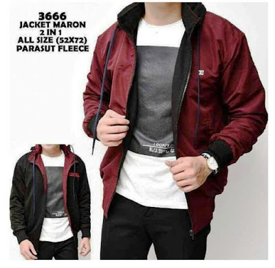 Jaket Trend Jaman Sekarang - Model Jaket terbaru 2018