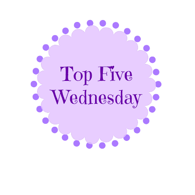 TOP FIVE WEDNESDAY | Authors I'd want to meet at Book Expo America & Bookcon 2016 | A Book Readers World