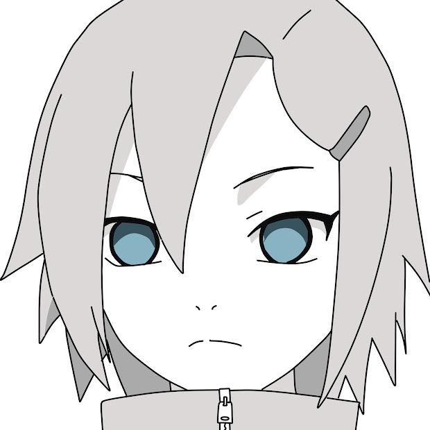 8100 Gambar Anime Naruto Keren Hitam Putih Gratis