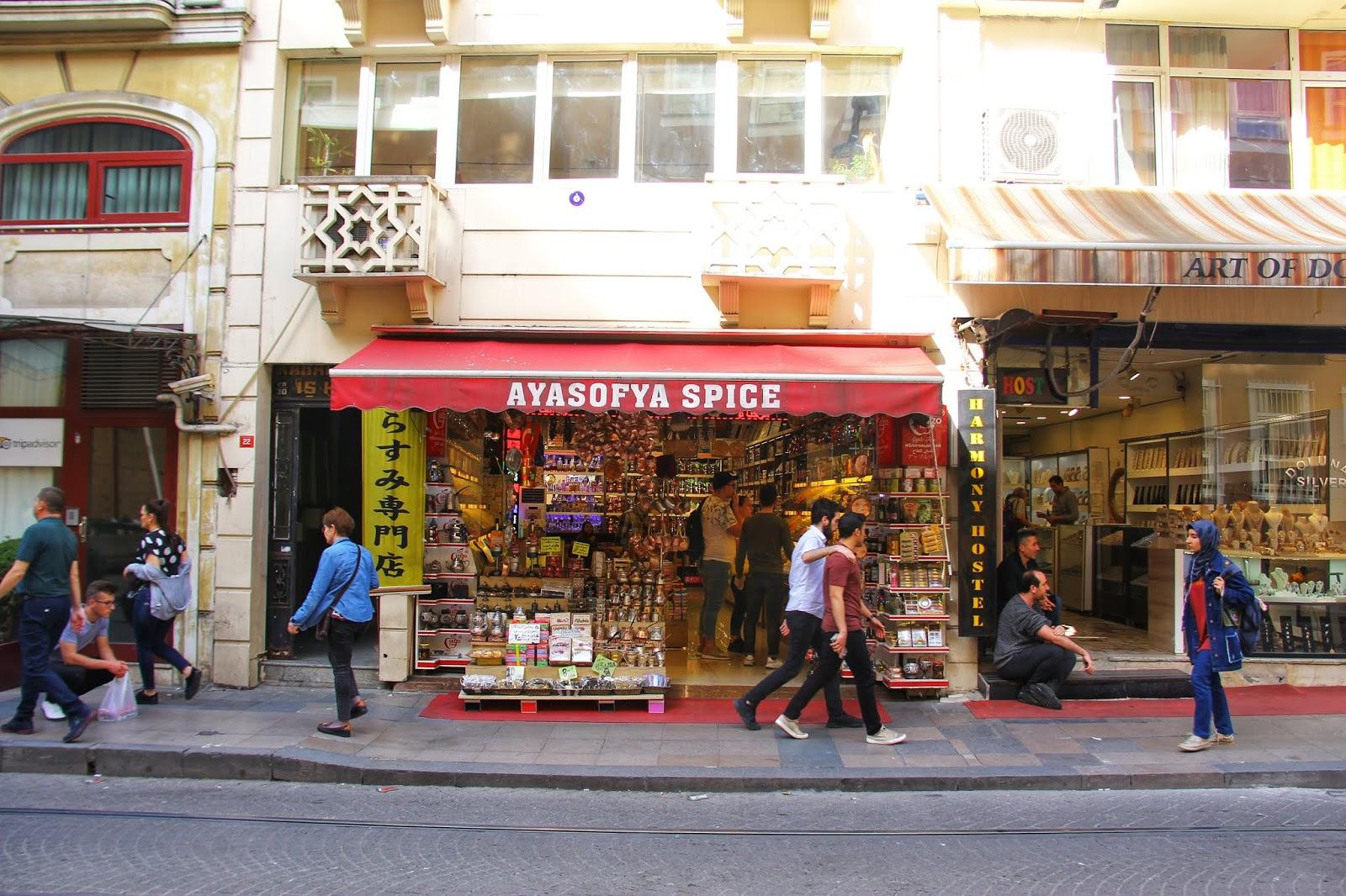 15 Perkara Yang Saya Lihat Dari Jalanan Istanbul 5