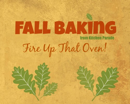 Fall Baking, favorite recipes for fall, quick breads, cakes, cookies, muffins, cornbread and more.