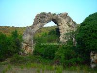 Stijena Koloč Nerežišća, otok Brač slike