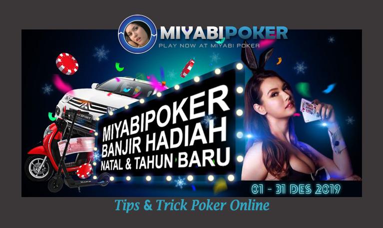 Event special MiyabiPoker | PROMO NATAL DAN TAHUN BARU 2020