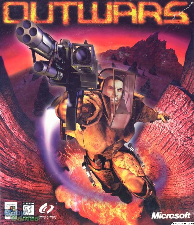 Outwars [1998]   Before Halo , Microsoft had this game
