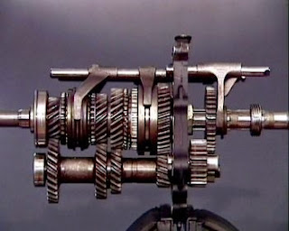 Transmisi Type Sinchromesh
