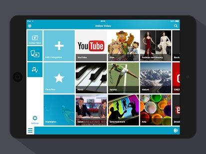 tai app Panasonic TV Media