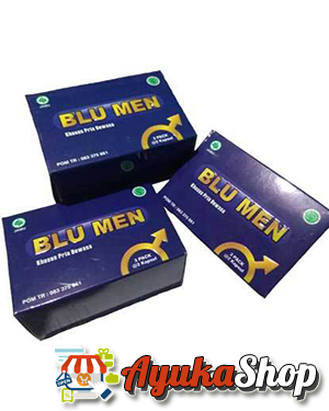 Obat Kuat Herbal BLU MEN NASA