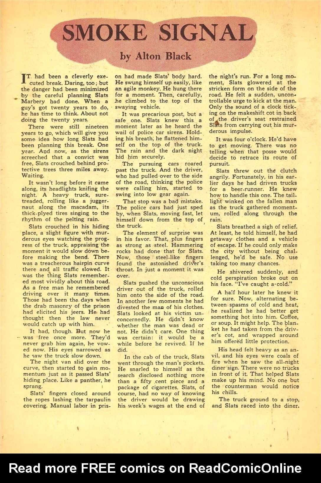 Read online Action Comics (1938) comic -  Issue #92 - 33