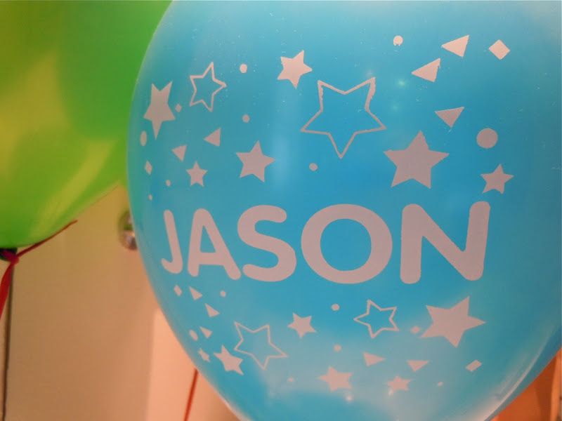 Jason Balloon