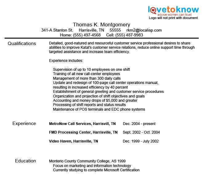 Tim Hortons Resume Job Description Image collections - resume format - objectives for resumes for customer service