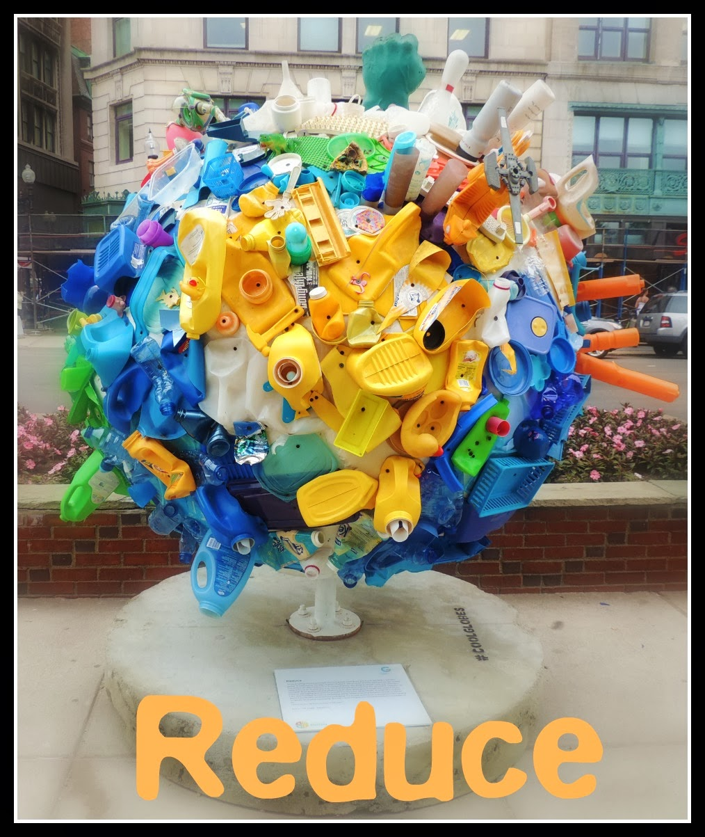 The Cool Globes en Boston: Reduce