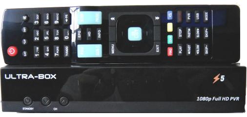 Ultrabox Z5 atualização modificada 58w On - 20/05/2017