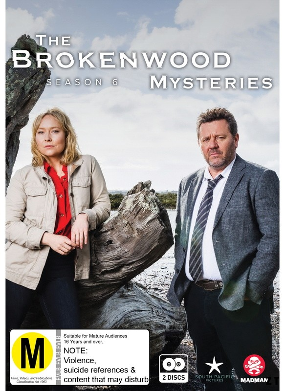 Brokenwood – Saison 6 [Streaming] [Telecharger]