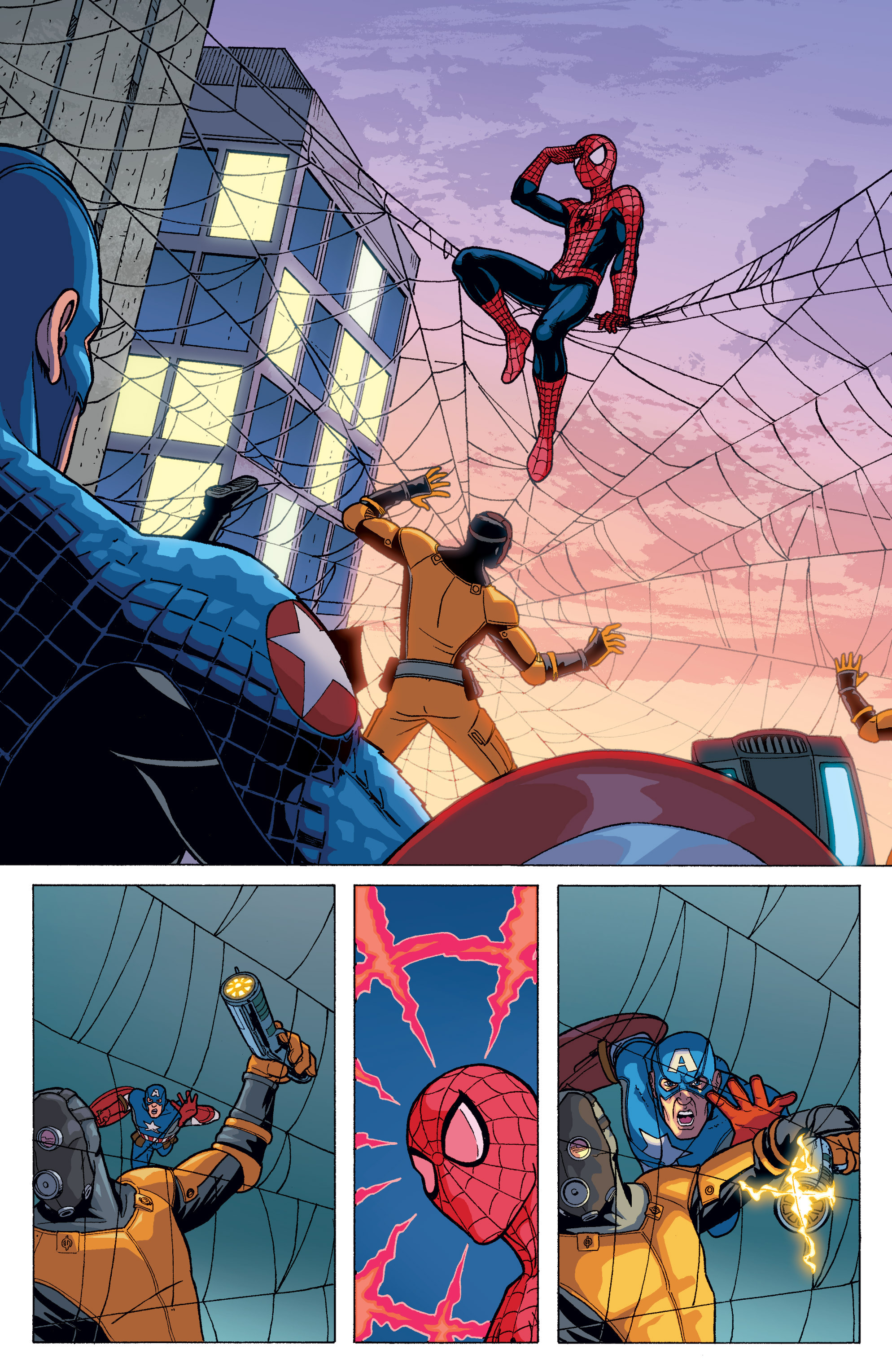 Read online Ultimate Spider-Man (2009) comic -  Issue #150 - 21