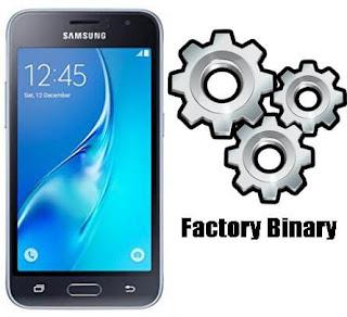 Samsung Galaxy J1 2016 SM-J120A Combination Firmware