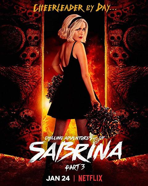 Chilling Adventures of Sabrina Season 3 Dual Audio [Hindi-DD5.1] 720p HDRip ESubs Download
