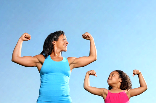 Ways strengthen the bones of the child .