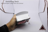 Jual alat sulap vanishing Deck