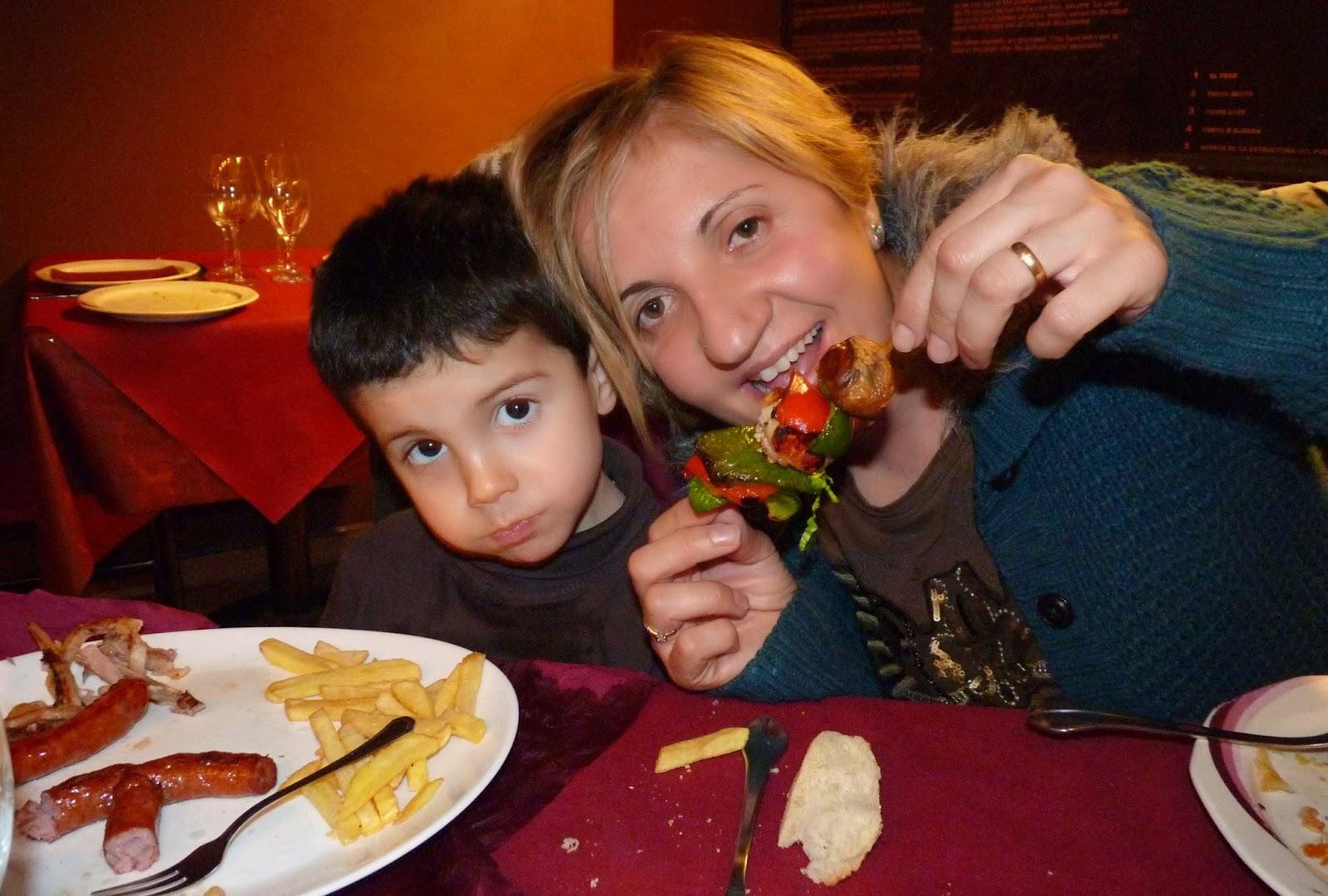 Restaurante Los Cubillos.