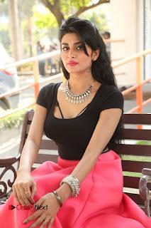 Telugu Actress Harini Stills at Dhyavudaa Movie Teaser Launch  0320.JPG