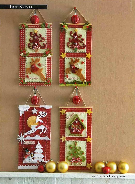 Поделки на новый год и рождество | Crafts for Christmas and New Year