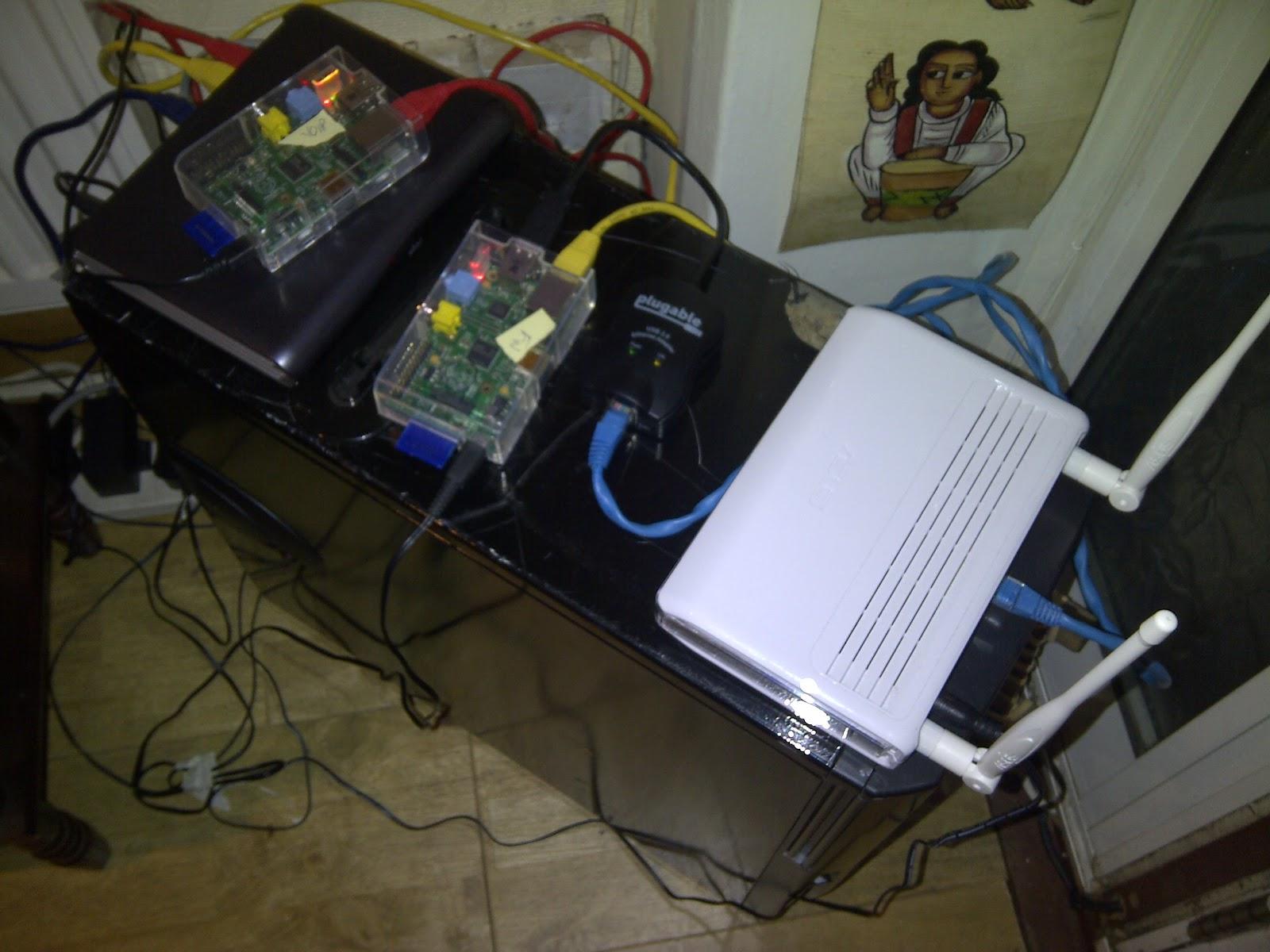 Firewall: Raspberry Pi Firewall