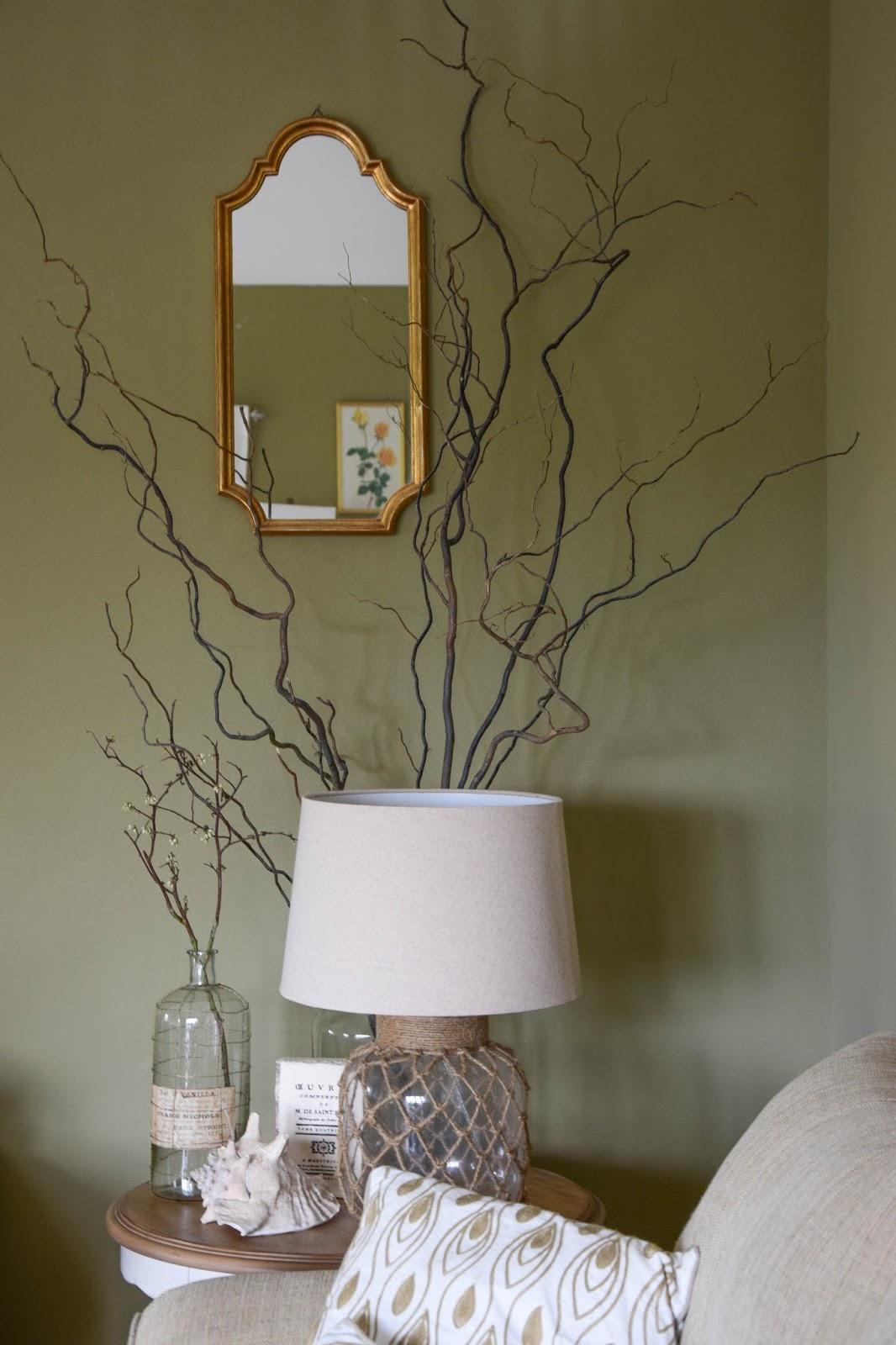 Treibholz deko modern strandvilla wohnzimmer offene kueche for Deko spiegel wohnzimmer