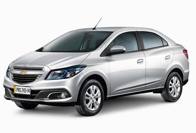 Novo Chevrolet Prisma 2015 completo