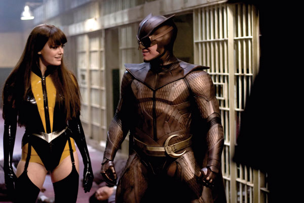 Malin Akerman Silk Spectre Watchmen legends.filminspector.com