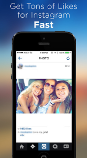 Getlikes App for Instagram