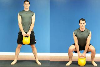 Latihan mengurangi lemak dan kalori
