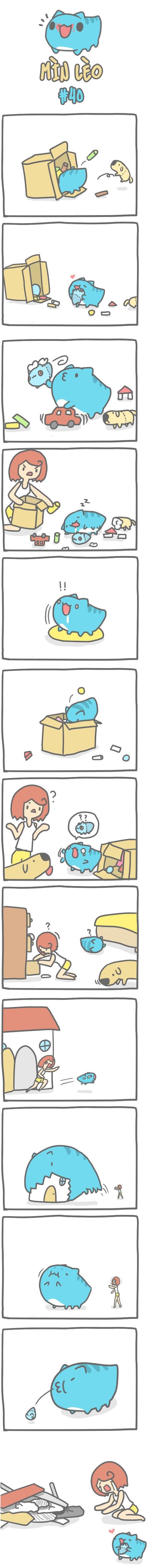 Truyện Mìn Lèo #40
