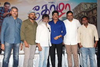 thozha tamil movie press meet photos