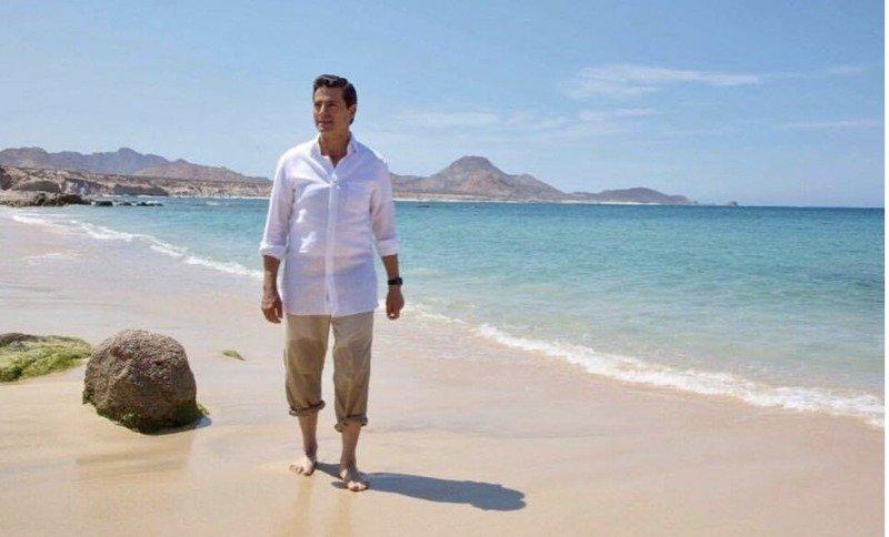 Peña Nieto se va de vacaciones luego de haber endeudado al país por 10 mil mdd