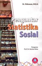 Pengantar Statistika Sosial