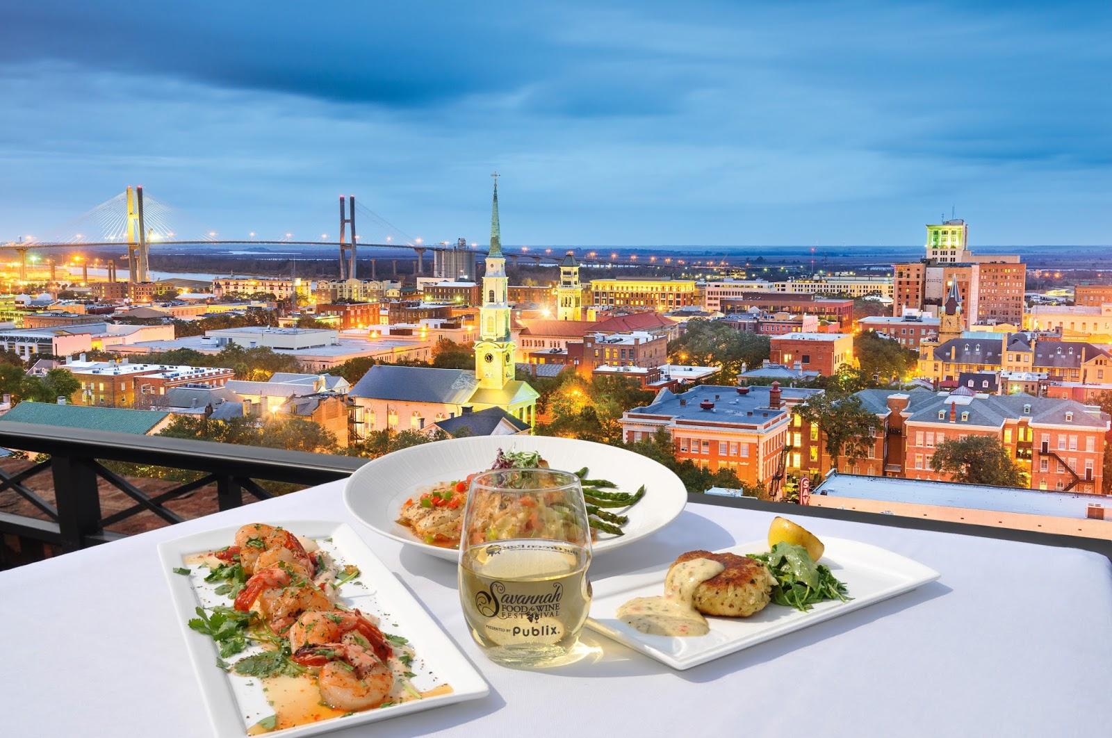 Savannah Food And Wine Festival  Tickets