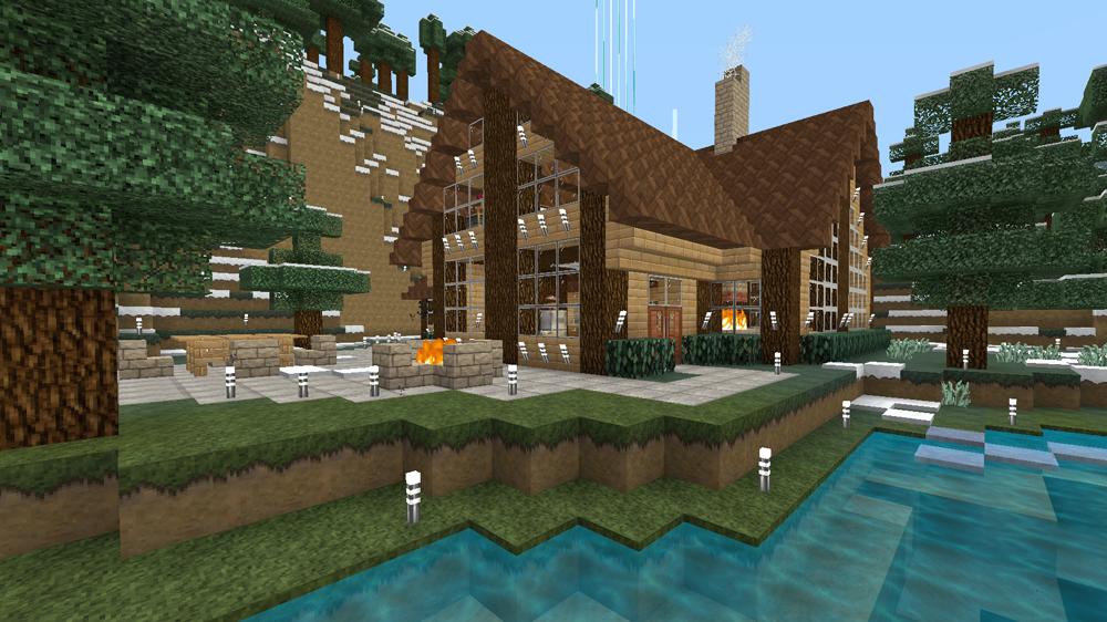 APixelJunkie: Minecraft - Bamaland - Cottage