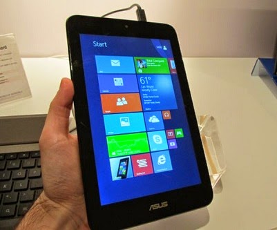 ASUS VivoTab Note 8 windows 8.1