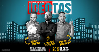 Stand Up Comedy IDEOTAS
