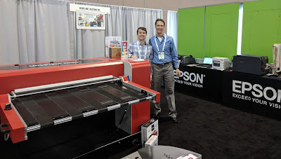 Color Label Solutions at Pack Expo East
