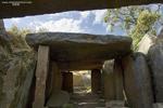 Dolmen de Lacara, en Extremadura, uno de los tipos de monumentos megalíticos