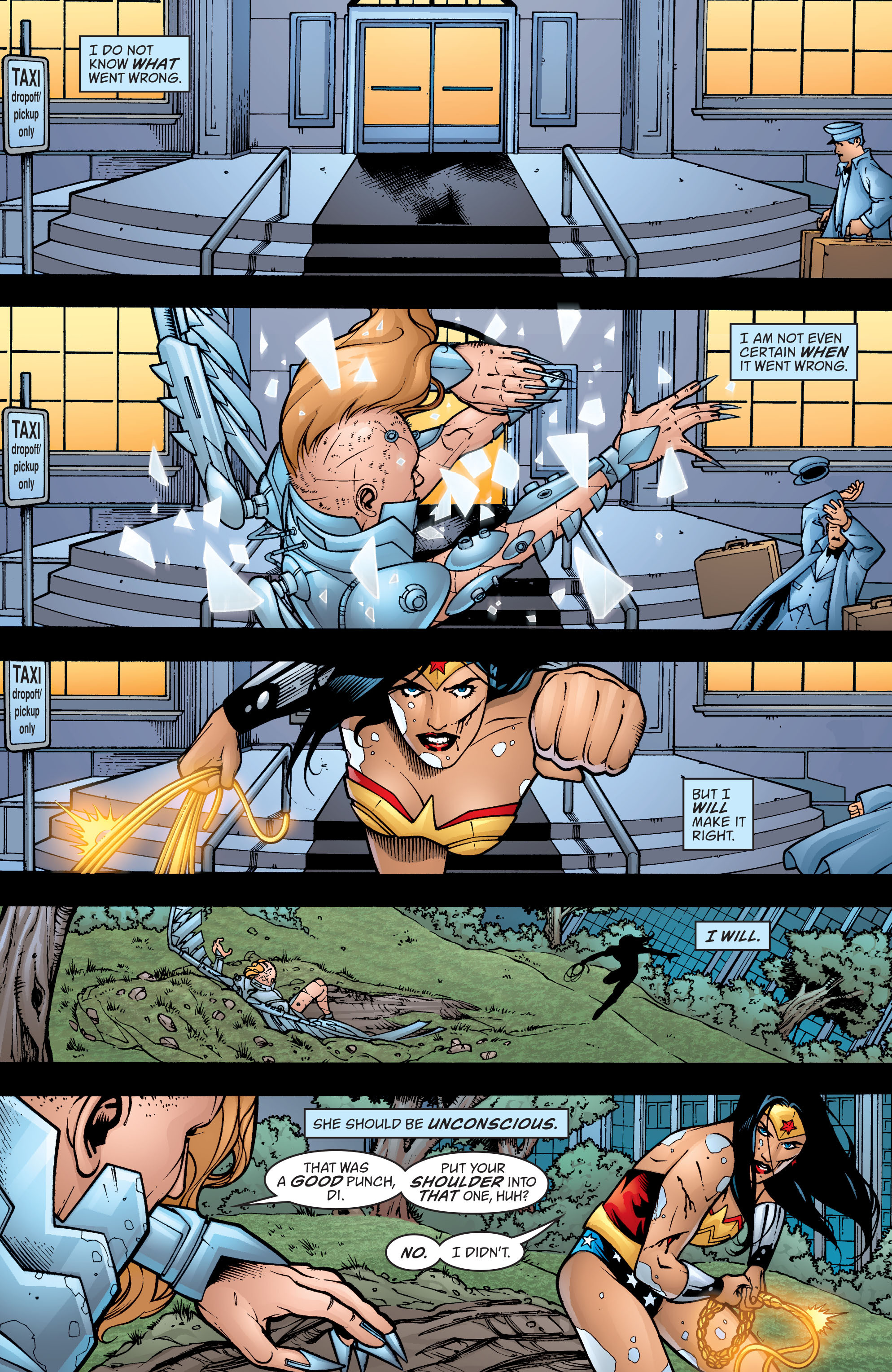 Read online Wonder Woman (1987) comic -  Issue #200 - 11