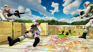 Paintball Shooting Arena v1.1.1 Mod