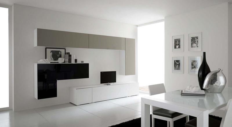 Arredamento moderno soggiorno moderno for Arredare un salone