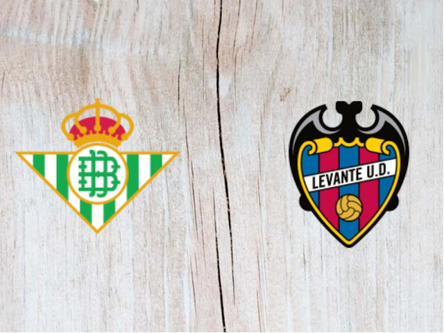 Real Betis vs Levante - Highlights - 17 August 2018