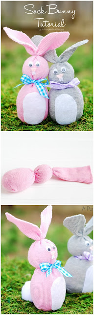 http://apumpkinandaprincess.com/2013/03/sock-bunny-easter-crafts-for-kids.html
