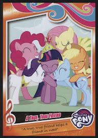 MLP A True, True Friend Series 4 Trading Card